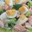 鮭とブロッコリーのサラダ~簡単&ヘルシー~