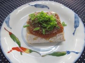 太刀魚(たちうお)のネギ味噌焼き~甘辛な味噌の味~
