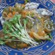 サバの甘酢あんかけ~野菜たっぷり~
