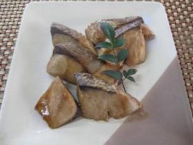 ぶりの照り焼き~ブリ料理の超定番を簡単に~
