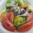 しめさばの彩りサラダ~簡単&さっぱり味~