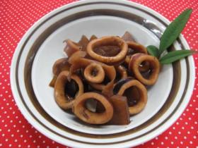 10分で出来る♪イカと大根の煮物~超定番の和食が超簡単にできる~