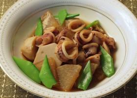 イカと大根と里芋の煮物~これぞ和食の定番~