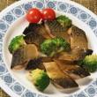 サバとブロッコリーのニンニク炒め~サバのくさみのないサバ料理~
