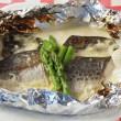 サワラの味噌マヨホイル焼き ~簡単調理で食べやすく味付け~