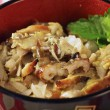刻み穴子の玉子とじ丼 ~簡単&栄養満点~