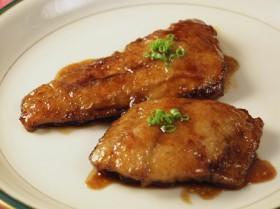 サワラの蒲焼き ~甘辛味のタレで~